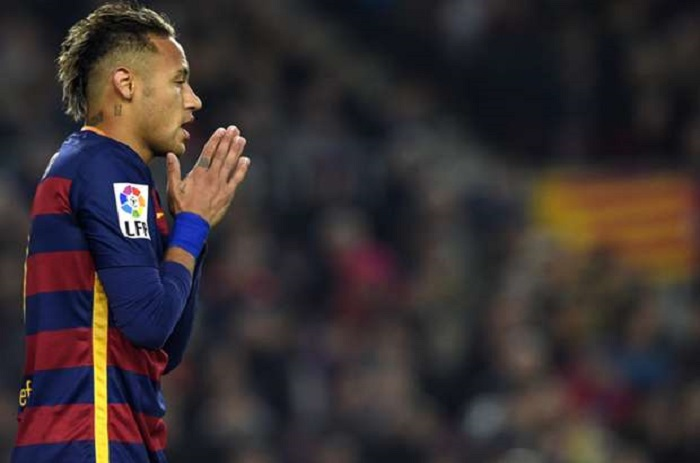 """Neymar : """"Je suis très heureux à Barcelone"""""""