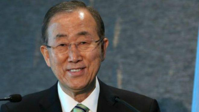Ban Ki-moon veut des soldats au Burundi