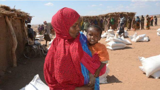 Washington vient en aide à l'Ethiopie