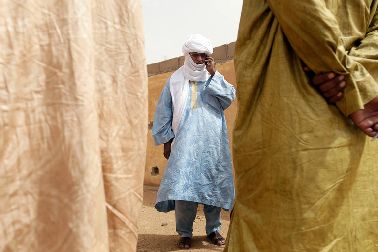 Mali : des combattants loyalistes entrent sans heurts dans Kidal