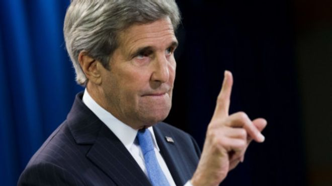 Syrie : Kerry accuse Damas et Moscou