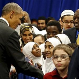 Etats-Unis-Barack Obama dans une mosquée pour dénoncer les amalgames