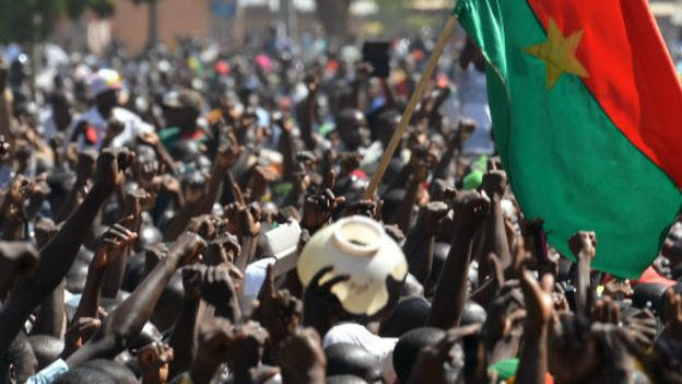Burkina: un dialogue national annoncé