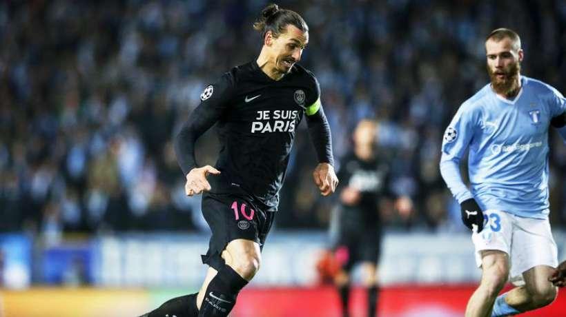 La Chine s'attaque à Zlatan Ibrahimovic