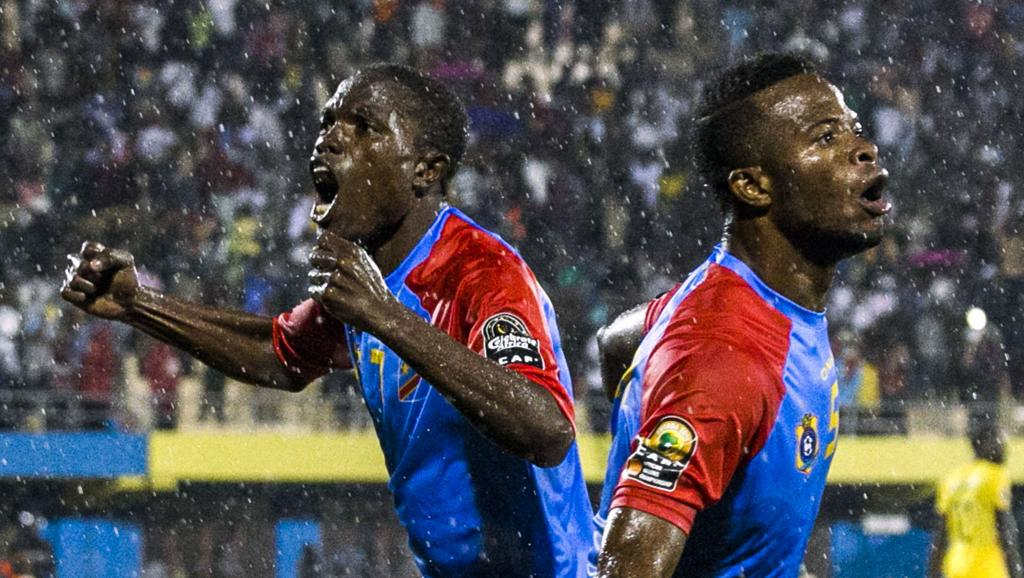 Football : la RD Congo victorieuse du Chan 2016