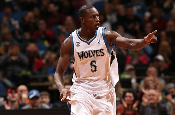 Gorgui Dieng bat son record de carrière