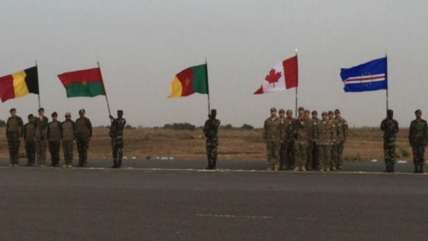 Opération Flintlock au Sénégal