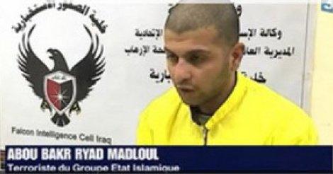 """""""C'est comme si je sortais d'un cauchemar"""", témoigne un ancien jihadiste de l'Etat islamique détenu en Irak"""""""
