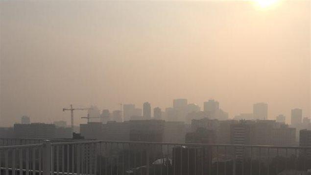 Climat- L'Anacim annonce de la poussière pour les prochaines 72 heures