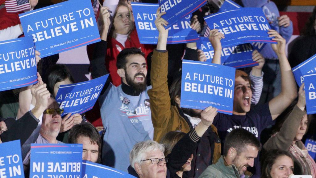 Etats-Unis: Donald Trump et Bernie Sanders remportent le New Hampshire