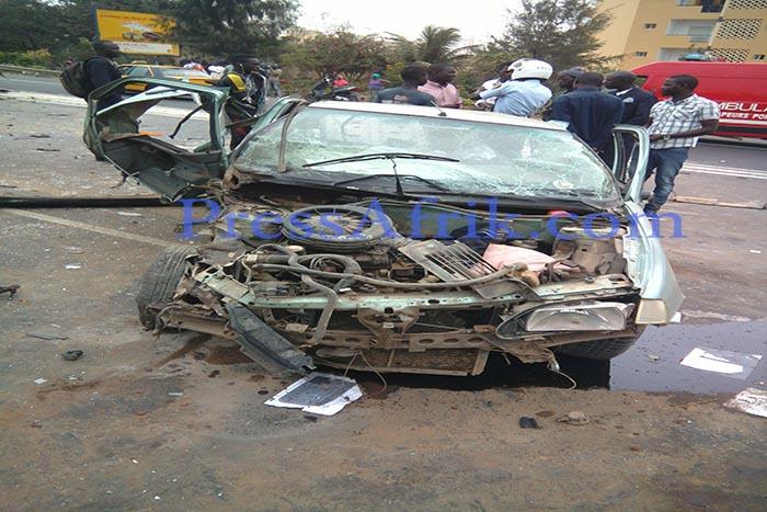 Accident sur l'autoroute-le destin de deux sœurs que la mort n'a pas voulu épargner