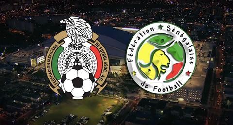 Amical: Le Sénégal perd face au Mexique (2-0)
