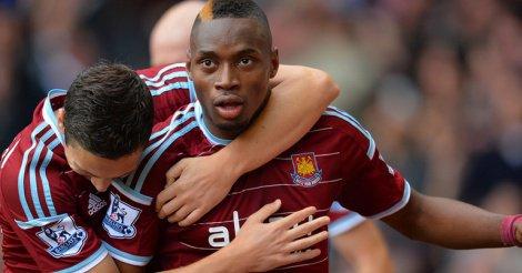 West Ham : Diafra Sakho bientôt de retour