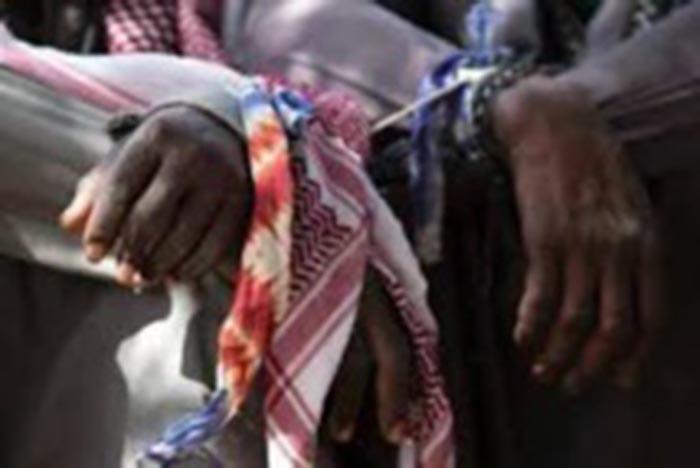 Deux présumés terroristes sénégalais arrêtés en Mauritanie