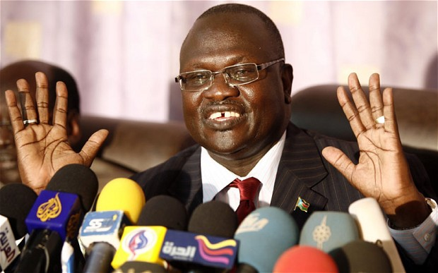 Soudan du Sud-Le Président Salva Kiir nomme son rival Riek Machar vice-président