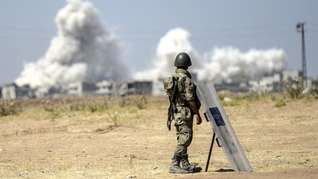 Les Kurdes, cibles prioritaires de la Turquie en Syrie
