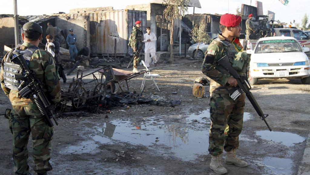 Afghanistan: un nombre de morts sans précédent pour l'année 2015