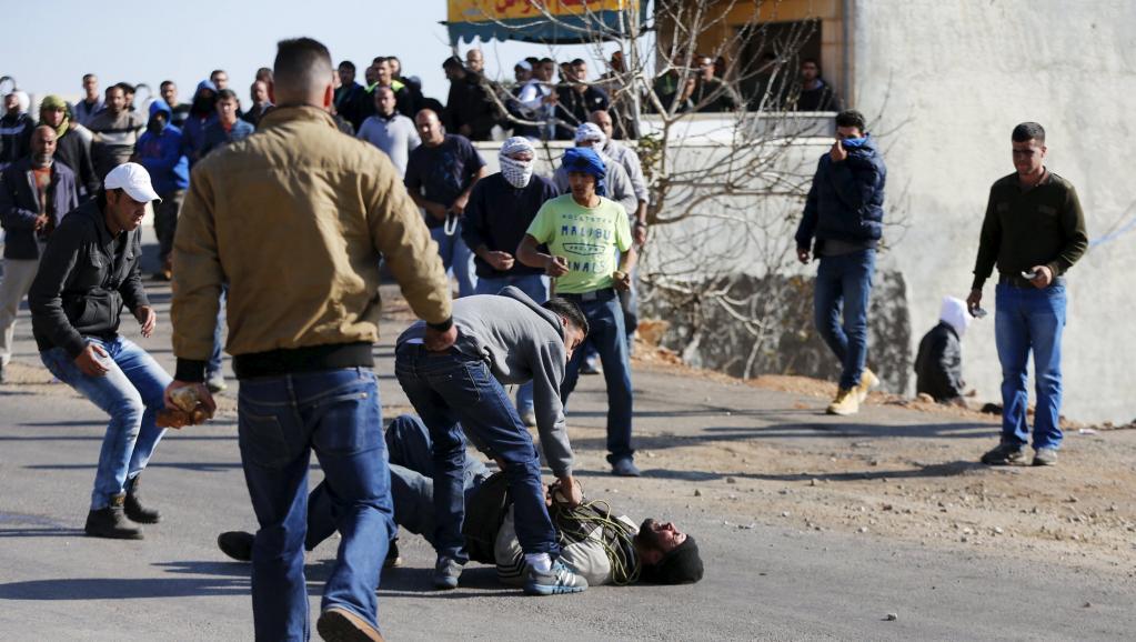 Ramallah: 28 Palestiniens blessés par l'armée israélienne
