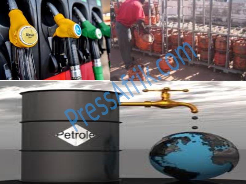 Baisse sur les prix des produits pétroliers à partir de ce mercredi 18 heures