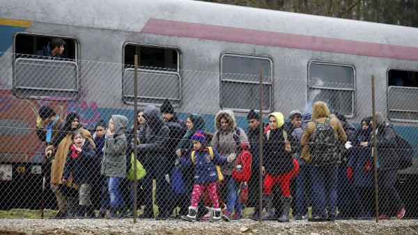 UE: «Brexit» et crise des réfugiés au menu du sommet de Bruxelles