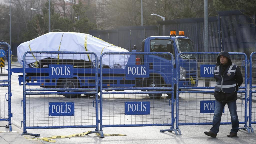 Attentat meurtrier à Ankara: les milices kurdes pointées du doigt