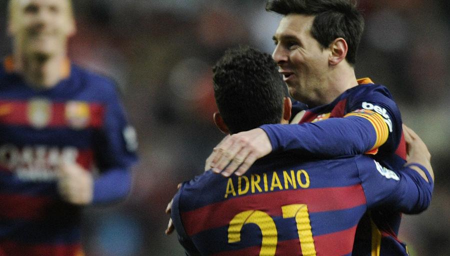 Espagne: Messi, 300e rugissante