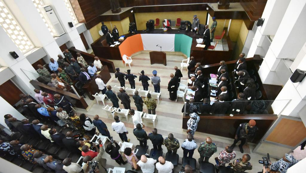 Assassinat du général Gueï: trois prévenus condamnés à la perpétuité