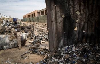 """Mali : """"Les attaques asymétriques des terroristes ne sont pas faciles à vaincre"""" (porte-parole MINUSMA)"""