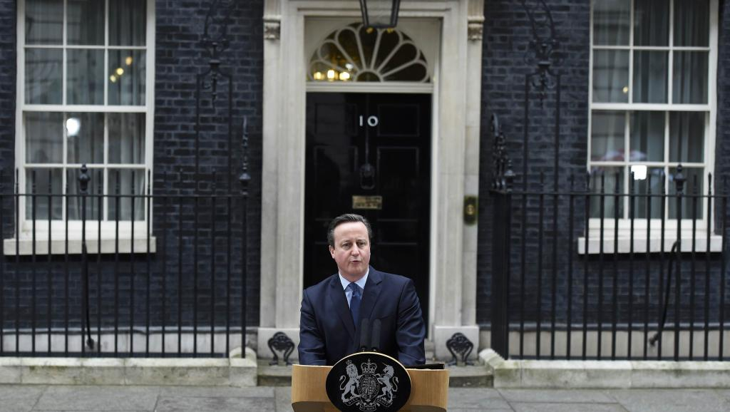 Référendum sur l'appartenance du Royaume-Uni à l'UE le 23 juin