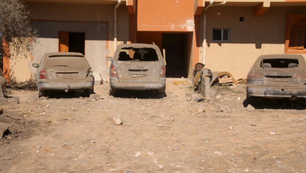 Libye: les jihadistes tunisiens, cibles du bombardement américain