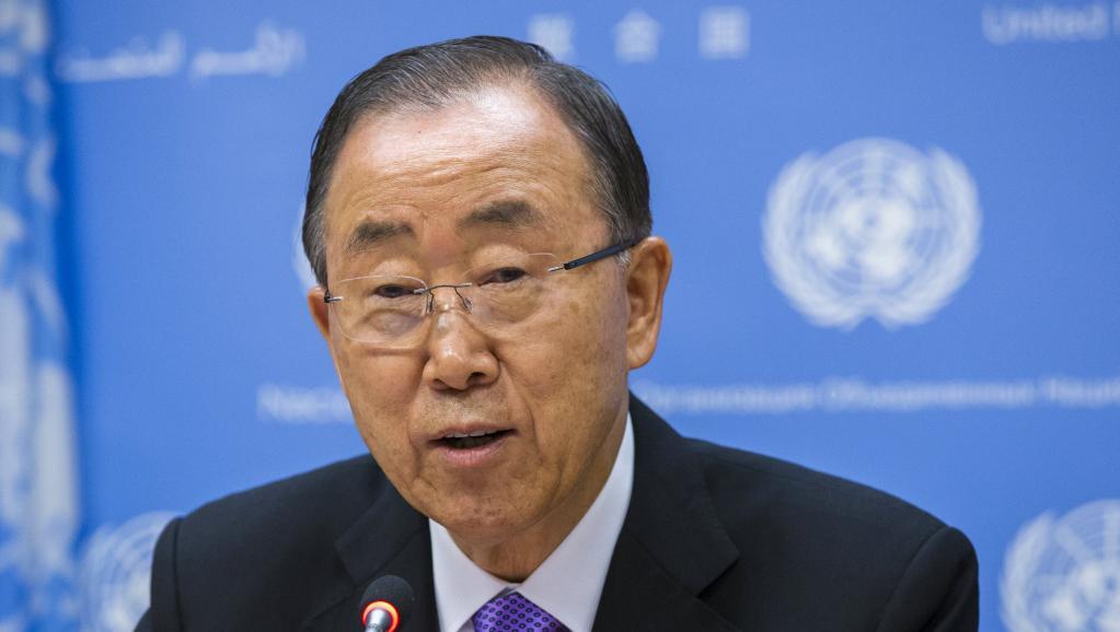 Burundi: rencontre attendue entre Ban Ki-moon et Pierre Nkurunziza
