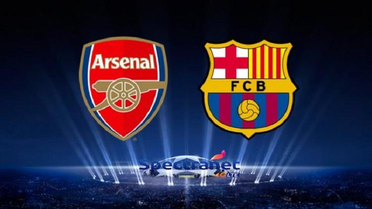 DIRECT C1 8ème de finale aller: coup d'envoi du choc Arsenal / Barça