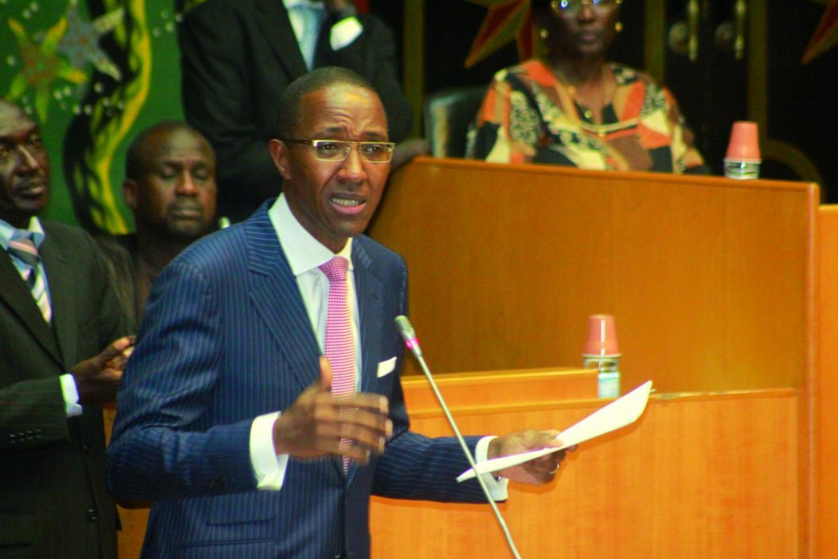 """Abdoul Mbaye : """"Mes raisons de voter Non au référendum"""""""