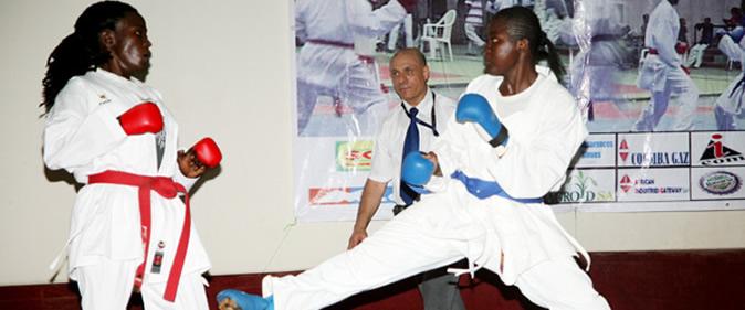 Karaté - Equipe nationale: Marianne Ndiaye n'est plus
