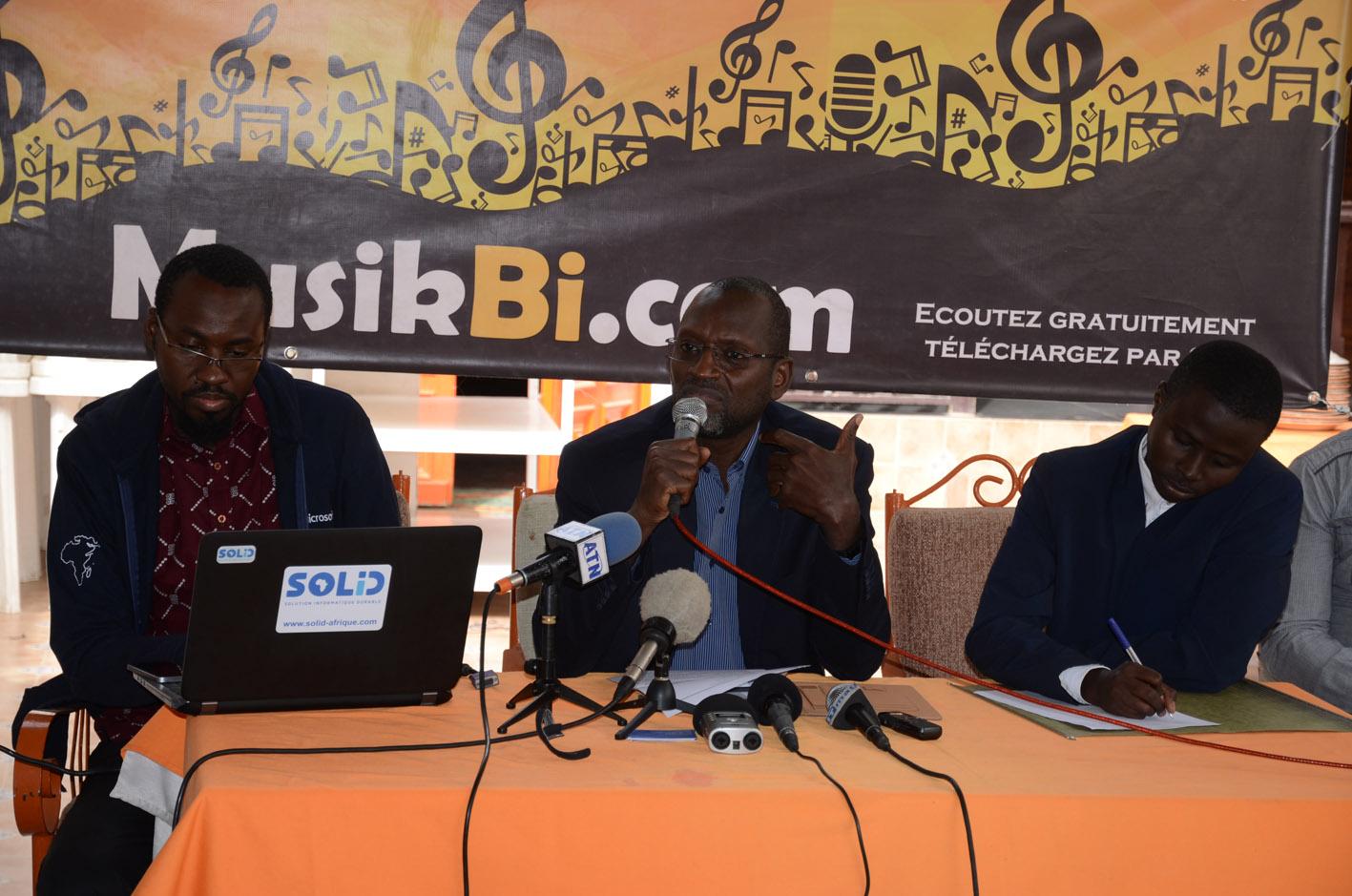 Musik Bi : Une nouvelle plateforme pour la promotion des artistes