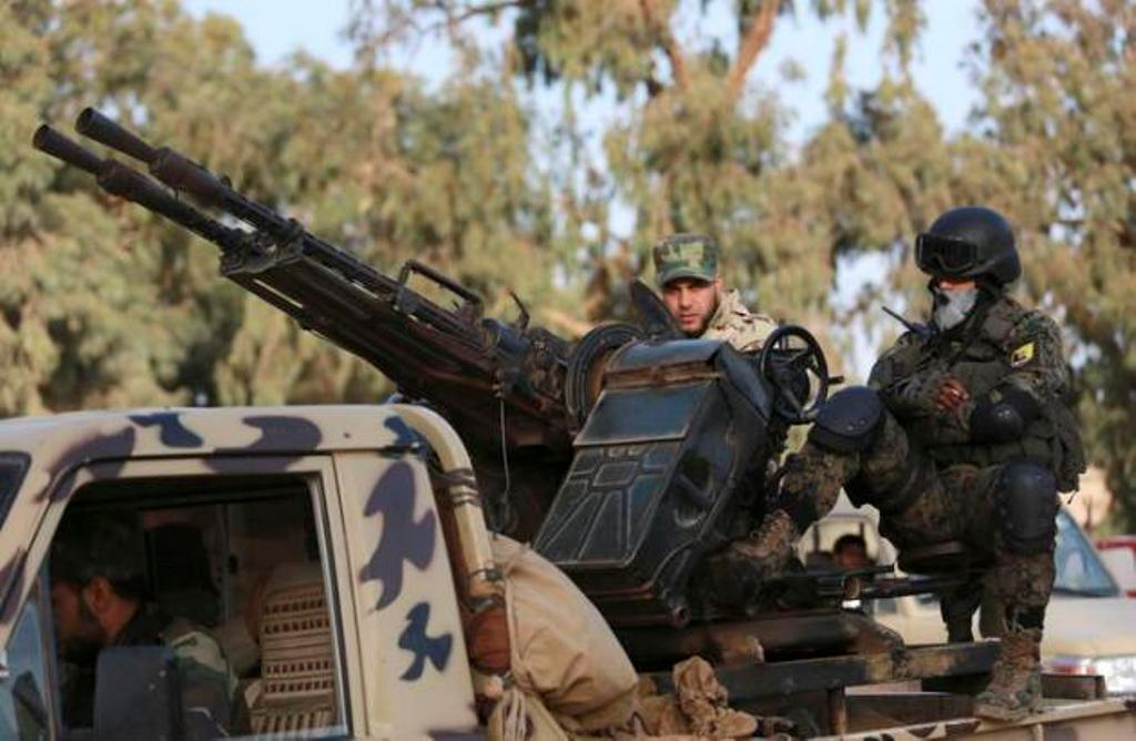 Poursuite des combats dans l'est libyen