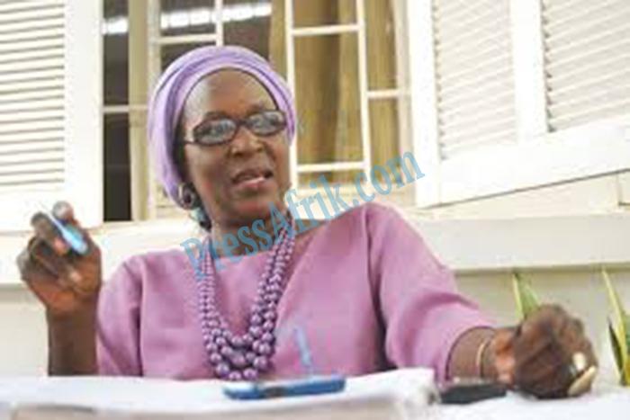 Référendum du 20 mars: Pourquoi Amsatou Sow Sidibé va boycotter ?