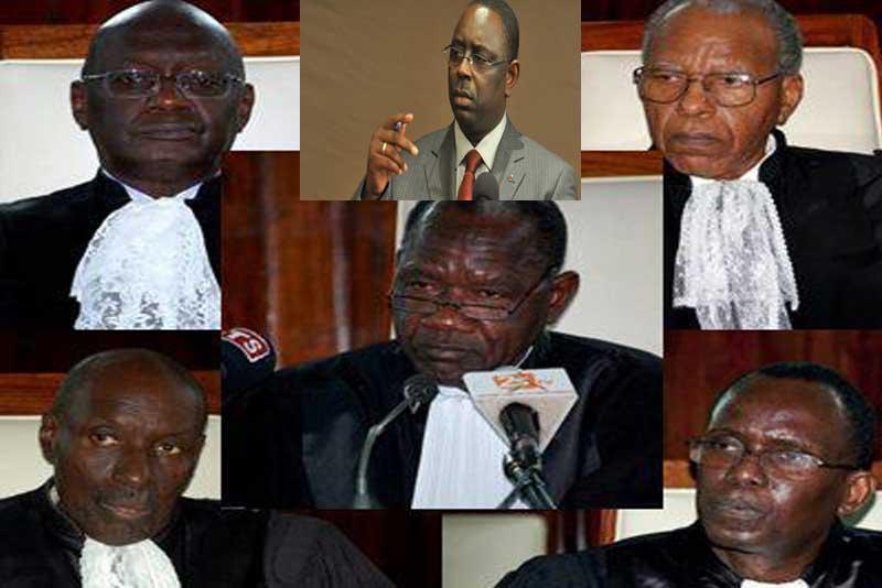 45 professeurs de Droit rectifient le Conseil constitutionnel et étalent Macky