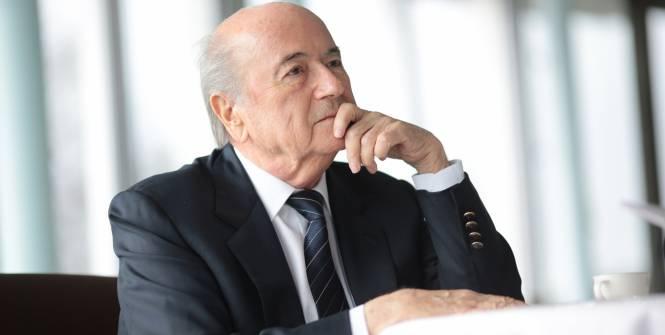 Sepp Blatter: «Empêcher Platini d'être président»