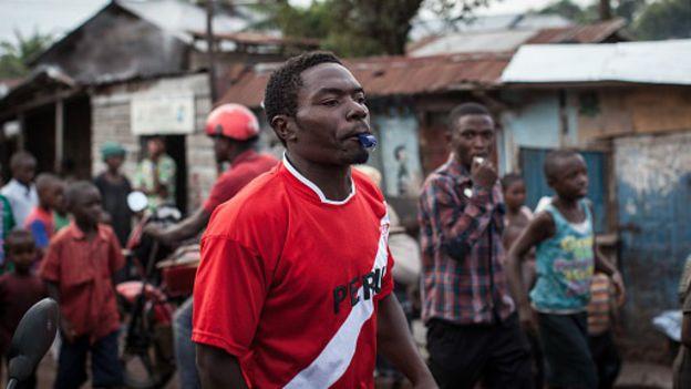 RDC : des activistes condamnés