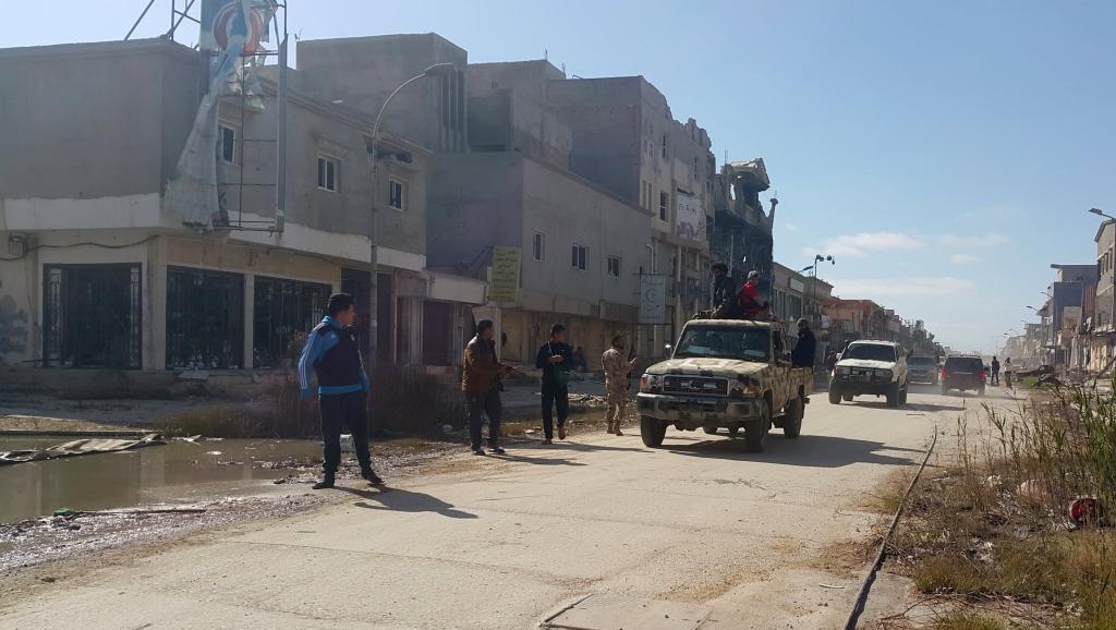 Libye: l'ONU accuse les acteurs du conflit d'abus et de graves violations