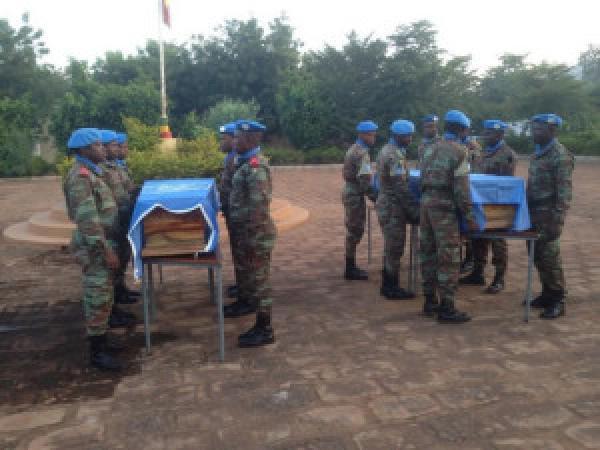 Un Casque Bleu tchadien tire sur ces frères d'armes à Kidal : Deux morts