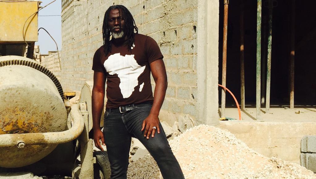 Tiken Jah Fakoly en concert à Dakar