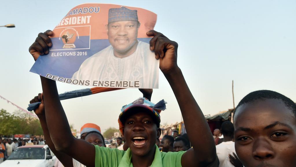 Présidentielle au Niger: l'épineuse question de la détention de Hama Amadou