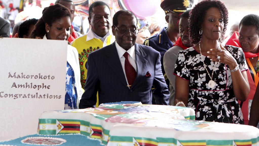 Zimbabwe: Robert Mugabe célèbre ses 92 ans en grande pompe
