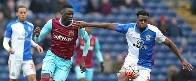 West Ham - Sunderland :  Kouyaté homme du match !