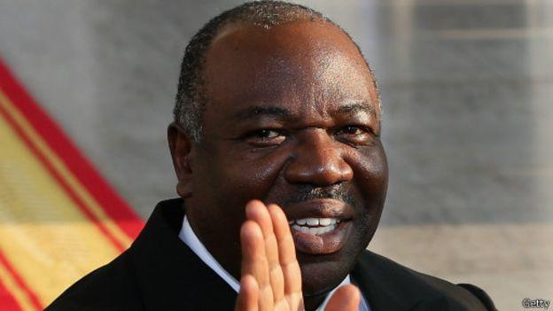 Gabon : Ali Bongo annonce sa candidature