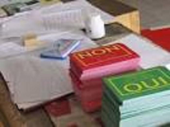 Avec 12 millions de bulletins, le référendum coûtera 2 milliards de F CFA