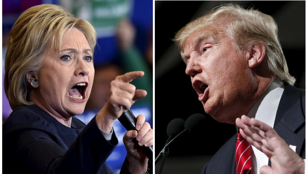«Super Tuesday» : Clinton et Trump dominent leurs adversaires