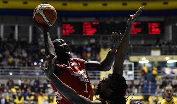 Basket: Testé positif au cannabis, Mouhammad Faye suspensu par son club